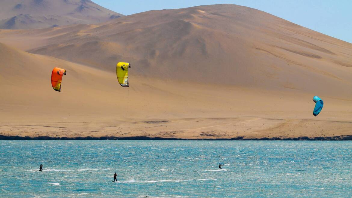 The Ultimate Kiteboarding Guide For Peru